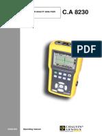 CA8230 Manual