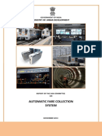 Report 6 Automatic Fare Collection Systems