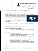 Guidelines on Point of Sales Person - Nonlife and Health 26.10.15