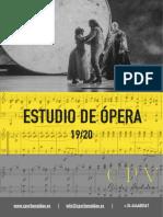 PDF - Estudio de ópera