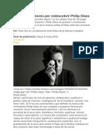 10 Bandes Sonores Per Redescobrir Philip Glass