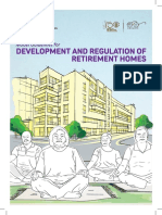 MoHUA Retirement Homes Model Guidelines Book