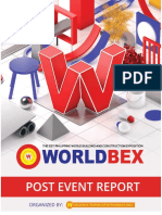 WORLDBEX 2018 Post Event Report Min