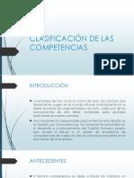 CLASIFICACIÓN DE LAS COMPETENCIAS.pptx