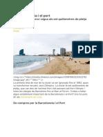 La Barceloneta i El Port