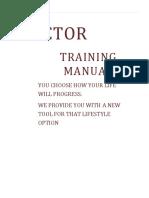 Manual 9d Nls Vector Specialis