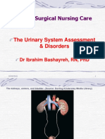 Urinary Tract System Assessment and Rf- f