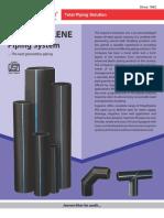 9 Polyethylene Piping System
