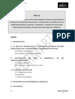 Tema 20 - Matemáticas
