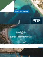 Παρουσίαση της διευθύνουσας  συμβούλου της Marketing Greece, κας Ιωάννας Δρέττα