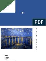 Powerpoint Van Gogh