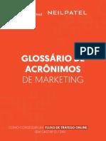 Glossário de Acrônimos de Marketing
