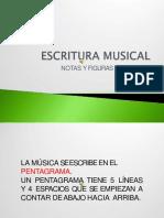 Escritura Musical