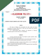 SAMPLE CLASSROOOM POLICIES.docx