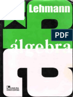 Algebra Charles H. Lehmann 1ed.pdf