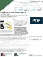 Fintech_ Fintech Startups Spot a Lucrative Space in 'Open Banking'