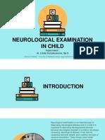 Neurological Examination in Child