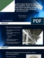 los polymeros en el control de la corrosion