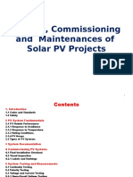 Testing  Commissioning -Solar PV Projects.pptx