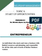 Dummy Entrepreneurship  Demo