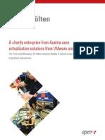 Open-E Case Study St. Polten en Web