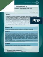 Scielo Intoxicacion en Adultos Paracettamol 2016
