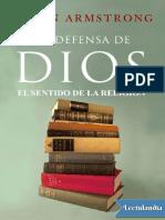 En Defensa de Dios - Karen Armstrong