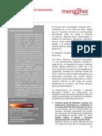 Circular Facturacion Electronica Mercanet