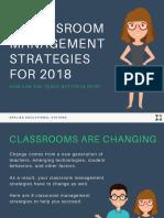 8classroommanagementstrategiesfor2018-171108134513