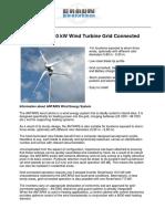 Braun Turbinen Antaris 10.0 En