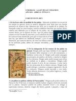 Lex Visigothorum - La Ley de los Visigodos