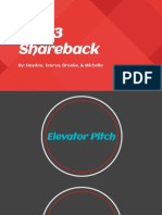 unit 3 shareback