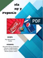 Pepsico y Coca Cola