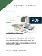 Que Es Manejo Del Explorador de Archivos Del Sistema Operativo