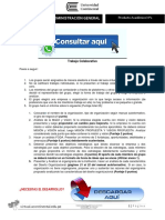 ADMINISTRACIÓN PRODUCTO ACADÉMICO N°2