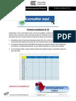 HERRAMIENTAS INFORMÁTICAS PARA LAS FINANZAS PRODUCTO ACADÉMICO N°2
