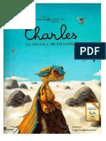 Livro_Charles Na Escola de Dragões