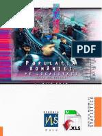 Populatia Romaniei Dupa Domiciliu La 1 Iul 2016 0