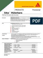 Co-ht Sika Waterbar