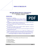Human Resource Management - MGT501 Spring 2006 Mid Term Paper 1.pdf
