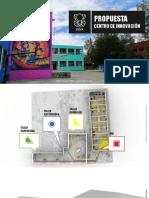 Propuesta Centro Innovación Liceo América