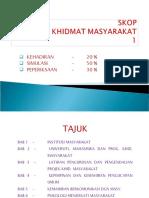 01 Skop Program Khidmat Masyarakat