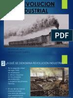 La Revolucion IndustrialrodriguezYSOTO