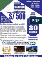 CURSO CONCILIACIÓN ENCARNACION 2019 Cfe Zarate