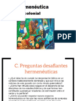 Hermenéutica poscolonial