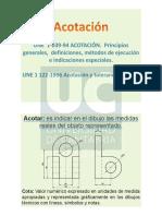 16 TDT1 2 Acotacion