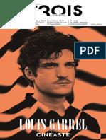 Trois Couleurs - Louis Garrel