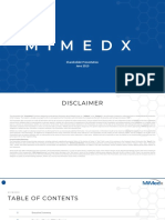 MiMedx Shareholder Presentation 6-5-19 01095172 6xA26CA