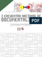 I Encuentro Nacional de Documentalistas / Caracas / Venezuela / 2014