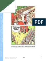 Gestion Direccion de Obras-temario2010